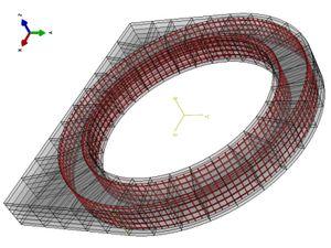 Опыт использования: Гидро- и теплоэнергетика | Abaqus | Инженерные